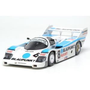 1/43 Make Up / COMPASS ミニカー ポルシェ Porsche 956B Joest Racing WEC Brands Hatch1000km 1984 2nd No.8|modelcarshop-ss43