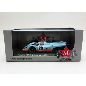 1/43 CMR(Classic Model REPLICARS) ミニカー ポルシェ Porsche 917K #20 24h LeMans 1970 Siffert, Redman|modelcarshop-ss43