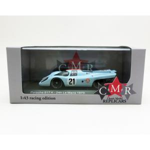 1/43 CMR(Classic Model REPLICARS) ミニカー ポルシェ Porsche 917K #21 24h LeMans 1970|modelcarshop-ss43