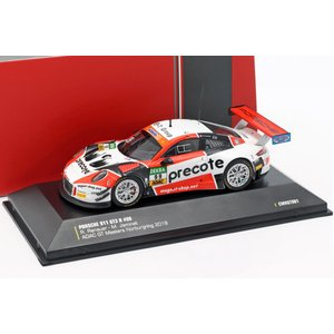 1/43 CMR(Classic Model REPLICARS) ミニカー ポルシェ Porsche 911 Gt3 R #99 ADAC GT Masters Nurburgring 2018|modelcarshop-ss43