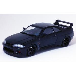 1/43 CAR-NEL ミニカー ニッサン Nissan Precession Trial Car for R34 GT-R (R33 GT-R V-Spec) R34 GT-R 先行試作車|modelcarshop-ss43