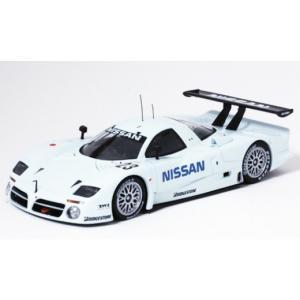 1/43 CAR-NEL ミニカー ニッサン Nissan R390 GT1 Long Type LeMans1998 Team NISSAN Testcar No.23|modelcarshop-ss43