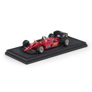 TOPMARQUES 1/43 (GP43010A) Ferrari 156/85 #27 Alboreto|modelcarshop-ss43