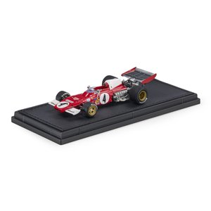TOPMARQUES 1/43 (GP43011A) Ferrari 312 B2 #4 Jacky Ickx|modelcarshop-ss43