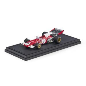 TOPMARQUES 1/43 (GP43011B) Ferrari 312 B2 #7 Clay Regazzoni|modelcarshop-ss43