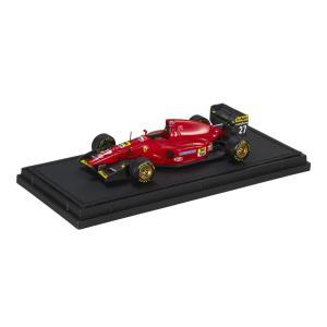 GP Replicas 1/43 (GPR43007A) Ferrari 412 T1 #27 J.Alesi|modelcarshop-ss43