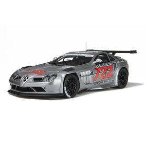 1/18 GTスピリット ミニカー メルセデス ベンツ マクラーレン Mercedes-Benz SLR McLaren 722 GT 2007|modelcarshop-ss43