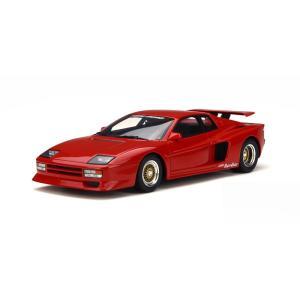 1/18 GTスピリット ミニカー ケーニッヒ テスタロッサ ツインターボ Koenig Testarossa Twin Turbo Red|modelcarshop-ss43