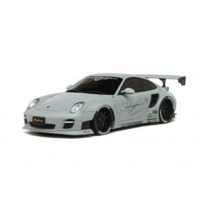 1/18 GTスピリット ミニカー ポルシェ LB Performance 997 マットグレー|modelcarshop-ss43