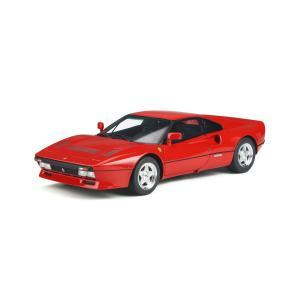 GT SPIRIT 1/18 (GT288) Ferrari 288 GTO (Red)|modelcarshop-ss43