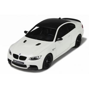 1/18 GTスピリット ミニカー BMW M3 E92(White)|modelcarshop-ss43