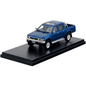 1/43 ハイストーリー ミニカー トヨタ ハイラックス Toyota HILUX (4WD PICK UP SSR-X 1992)|modelcarshop-ss43