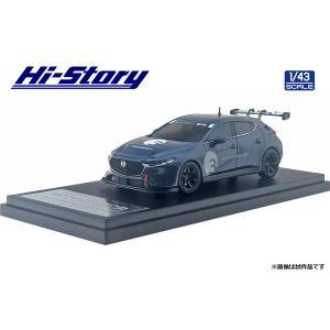 1/43 ハイストーリー ミニカー マツダ MAZDA3 TCR(2019)|modelcarshop-ss43