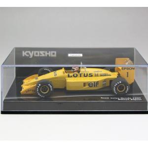 1/43 京商 ミニカー チーム ロータス ホンダ Team Lotus Honda 100T #1 N.Piquet 1988|modelcarshop-ss43