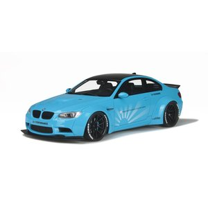 1/18 GTスピリット ミニカー BMW LB ☆ WORKS M3 Baby Blue|modelcarshop-ss43