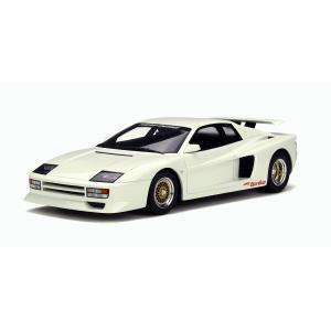 1/18 GTスピリット ミニカー テスタロッサ ケーニッヒ Koenig Testarossa Twin Turbo White|modelcarshop-ss43