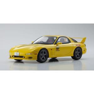 1/18 京商 ミニカー 頭文字D イニシャル D  Initial D Mazda RX-7 FD3S|modelcarshop-ss43
