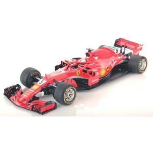 1/18 ルックスマート ミニカー フェラーリ Ferrari SF71-H Winner Australian GP 2018|modelcarshop-ss43