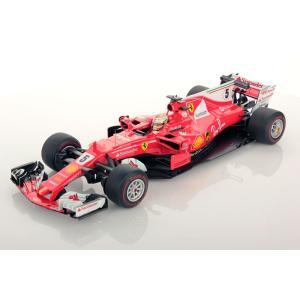 1/18 ルックスマート ミニカー フェラーリ Ferrari SF70H Monaco GP Sebastian Vettel|modelcarshop-ss43