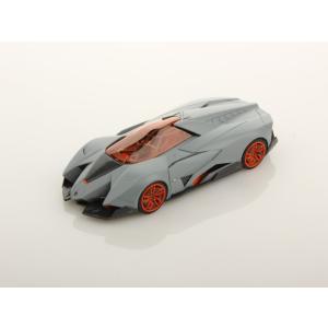 1/43 ルックスマート ミニカー ランボルギーニ エゴイスタ Lamborghini Egoista Matt Grey|modelcarshop-ss43