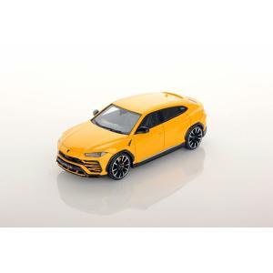 1/43 ルックスマート ミニカー ランボルギーニ Lamborghini Urus Gelb|modelcarshop-ss43