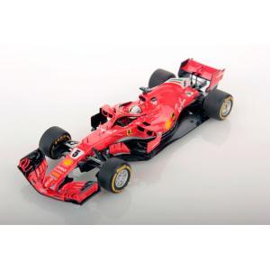 1/43 ルックスマート ミニカー フェラーリ Ferrari SF71H Australian GP 2018 Sebastian Vettel Winner|modelcarshop-ss43