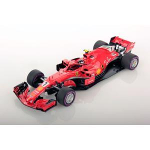 1/43 ルックスマート ミニカー フェラーリ Ferrari SF71H Australian GP 2018 Kimi Raikkonen 3rd place|modelcarshop-ss43