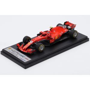 1/43 ルックスマート ミニカー フェラーリ Ferrari SF71H USA GP 2018 Kimi Raikkonen Winner|modelcarshop-ss43