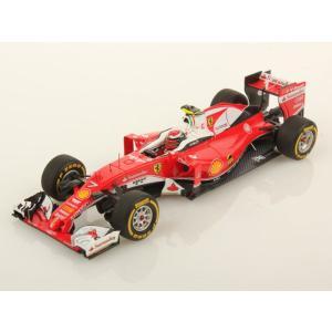 1/43 ルックスマート ミニカー フェラーリ Ferrari SF16-H No.7 Bahrain GP 2016  キミ・ライコネン|modelcarshop-ss43