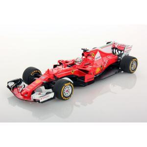 1/43 ルックスマート ミニカー フェラーリ Ferrari SF70H Australian GP Sebastian Vettel Winner|modelcarshop-ss43