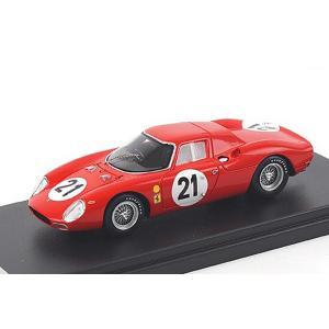 1/43 ルックスマート ミニカー フェラーリ Ferrari 250 LM Winner 24h Le Mans 1965|modelcarshop-ss43