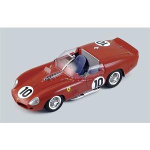 1/43 ルックスマート ミニカー フェラーリ Ferrari 250 TRI/61 #10 1st pl. Le Mans 1961 Olivier Gendebien - Phil Hill|modelcarshop-ss43