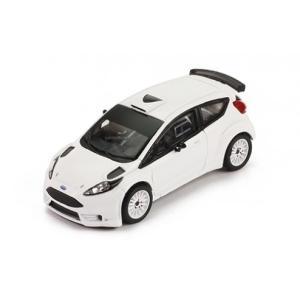 1/43 イクソ ミニカー フォード フィエスタ FORD FIESTA R5 RALLY SPEC 2015 Ready to race White|modelcarshop-ss43