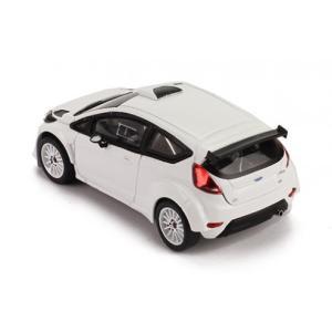 1/43 イクソ ミニカー フォード フィエスタ FORD FIESTA R5 RALLY SPEC 2015 Ready to race White modelcarshop-ss43 03