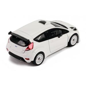1/43 イクソ ミニカー フォード フィエスタ FORD FIESTA R5 RALLY SPEC 2015 Ready to race White modelcarshop-ss43 04