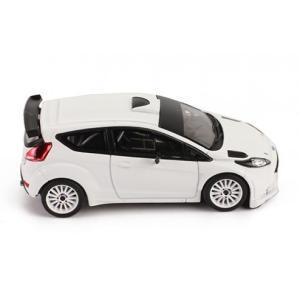 1/43 イクソ ミニカー フォード フィエスタ FORD FIESTA R5 RALLY SPEC 2015 Ready to race White modelcarshop-ss43 05