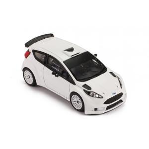 1/43 イクソ ミニカー フォード フィエスタ FORD FIESTA R5 RALLY SPEC 2015 Ready to race White modelcarshop-ss43 06