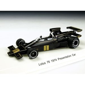 1/43 Reve Collection ミニカー ロータス76 1974 プレゼンテーション #1|modelcarshop-ss43