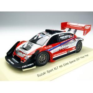 1/43 Reve Collection ミニカー スズキXL7 ヒルクライム・スペシャル 2007年パイクスピーク #1 総合優勝|modelcarshop-ss43