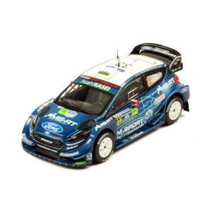ixo models 1/43 (RAM710) FORD FIESTA WRC #33 RALLY GUANAJUTO MEXICO 2019 E.EVANS / S. MART modelcarshop-ss43