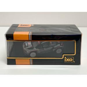 ixo models 1/43 (RAM737) Citroen C3 R5 #22 Monte Carlo 2019 Y.BONATO / B.BOULLOUD modelcarshop-ss43