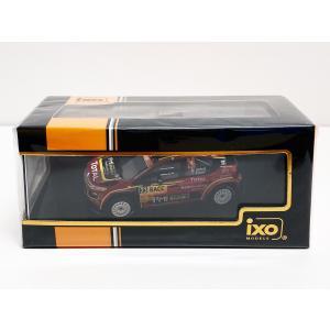 ixo models 1/43 (RAM738)  Citroen C3 R5 #23 Rally Catalunya 2019 M.Ostberg / T.Eriksen modelcarshop-ss43
