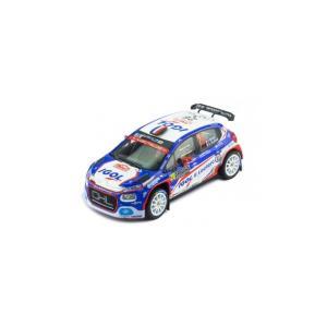 ixo models 1/43 (RAM748)  Citroen C3 R5 #26 Rallye Monte Carlo 2020 Bonato Boulloud modelcarshop-ss43