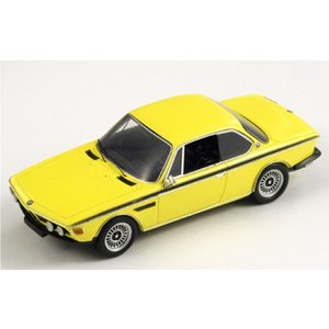 Spark 1/43 (S1578) BMW 3.0 CSL INJECTION 1973 YELLOW|modelcarshop-ss43