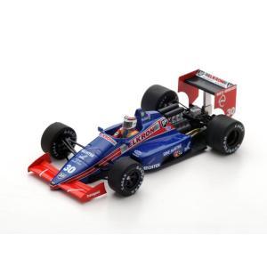 1/43 スパーク ミニカー ローラ Lola LC87 No.30 Monaco GP 1987 Philippe Alliot|modelcarshop-ss43