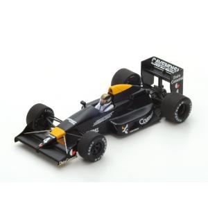 1/43 スパーク ミニカー Tyrrell 017 No.4 British GP 1988|modelcarshop-ss43