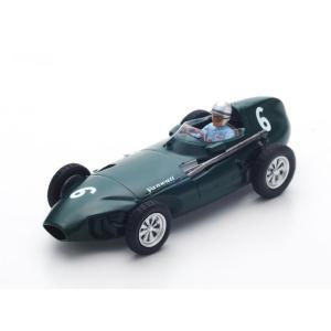 1/43 スパーク ミニカー Vanwall VW57 No.6 3rd Belgian GP 1958|modelcarshop-ss43