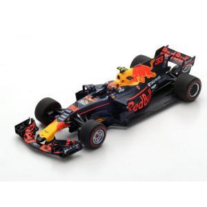 1/43 スパーク ミニカー レッドブル Red Bull Racing No.33 Winner Malaysian GP 2017 TAG Heuer RB 13|modelcarshop-ss43