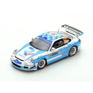1/43 スパーク ミニカー ポルシェ Porsche 997 GT3 RS #23 Rallye Monte Carlo 2017|modelcarshop-ss43