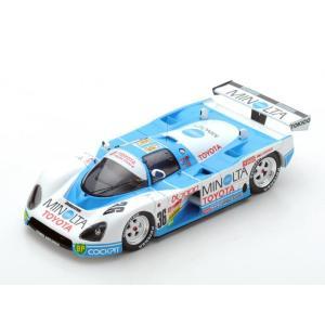 1/43 スパーク ミニカー TOYOTA 87C No.36 Le Mans 1987|modelcarshop-ss43